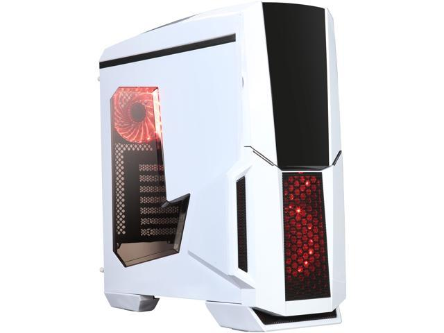 DIYPC ATX / Micro ATX / Mini-ITX Full Tower Computer Case