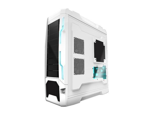 AZZA Genesis 9000 CSAZ-9000W White 0.8mm SECC ATX Full Tower Computer Case
