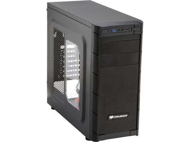 COUGAR Archon Black ATX Mid Tower Computer Case - Newegg.com - 웹
