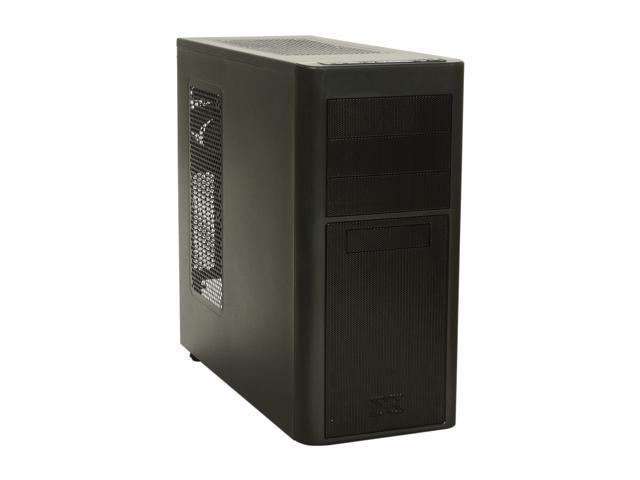 Xigmatek ASGARD PRO USB 3.0 CCC-AE37BS-U02 Black Steel + Aluminum and Aluminum Mesh Bezel ATX Mid Tower Computer Case