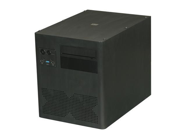 Xigmatek GIGAS Series CCC-MD26TA-U01 Black Aluminum MicroATX Desktop Computer Case