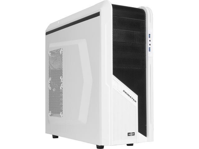 Xigmatek Assassin II CCM-45AWX-U01 White SECC ATX Full Tower Computer Case