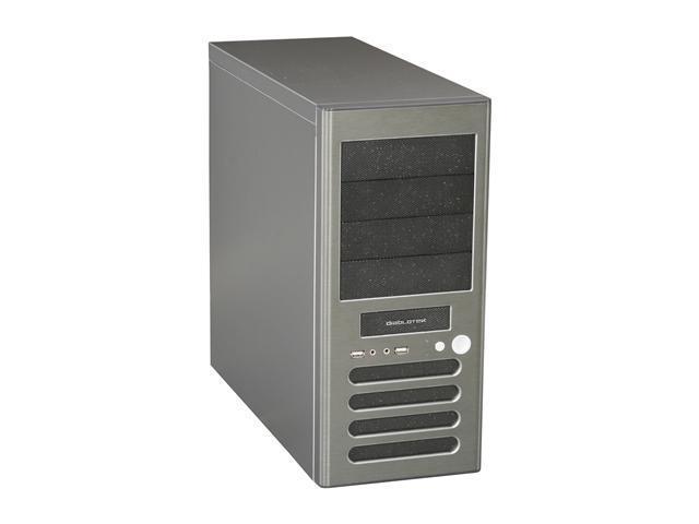 Diablotek CPA-A95BK Black Computer Case