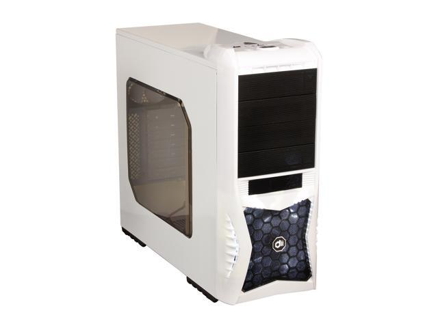 Diablotek Abyss CPA-8818-WT White Edition Computer Case
