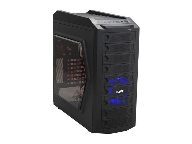 CFI Bastet CFI-A4012 Black Computer Case