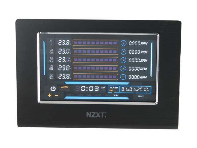 NZXT Sentry LXE Touch Screen Fan Controller