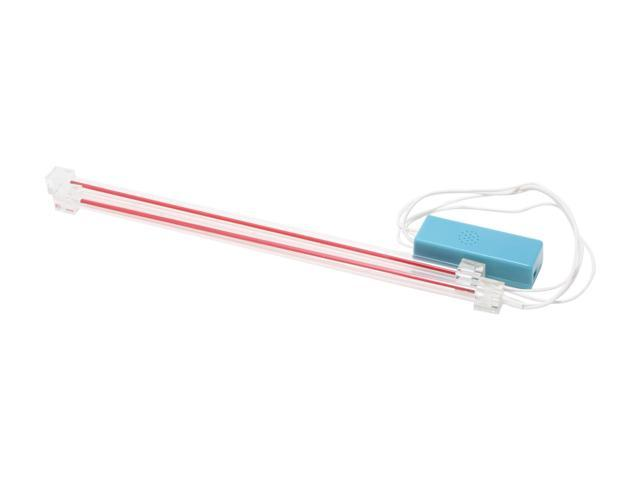 """LOGISYS Computer CLK12RD2 12"""" DUAL RED COLD CATHODE KIT - OEM"""