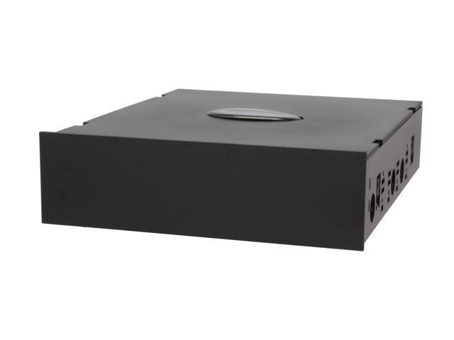 "Alpha and Omega BOX-MK-BK INTERNAL 5.25"" STORAGE BOX BLACK"