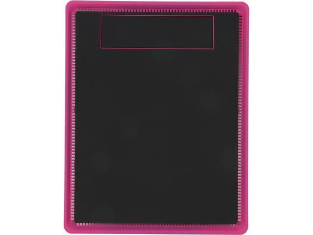 BitFenix BFC-PRO-300-KPFNA-RP Prodigy Custom Front Panels Black SofTouch Front, Pink Frame
