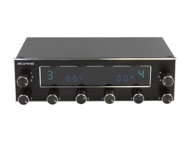 Scythe KM04-BK Kaze Master Pro Ace Controller Panel