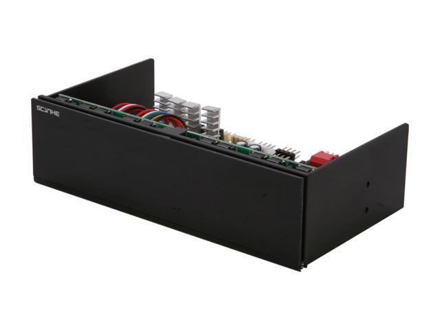 Scythe KM06-BK Kaze Master Flat Fan Control Unit