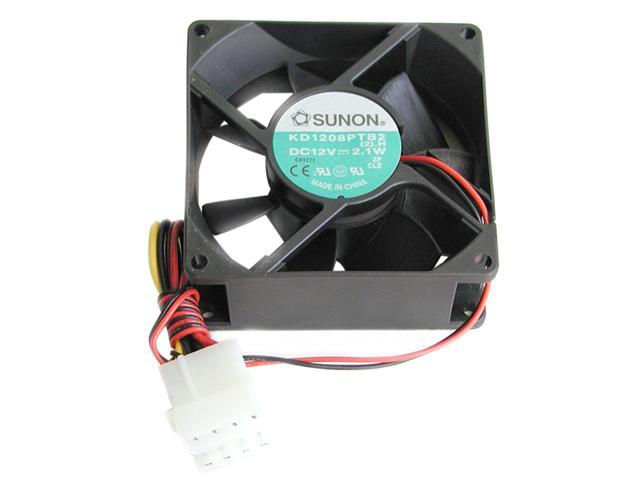 SUNON KD1208PTB2 80mm Case Cooling Fan