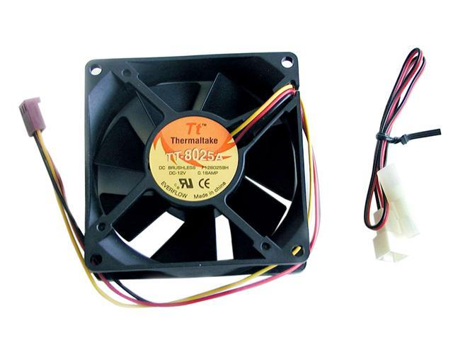 Thermaltake TT-8025A-2B Case Cooling Fan