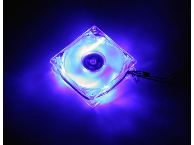 Thermaltake A2016 80mm Blue LED Case Cooling Fan