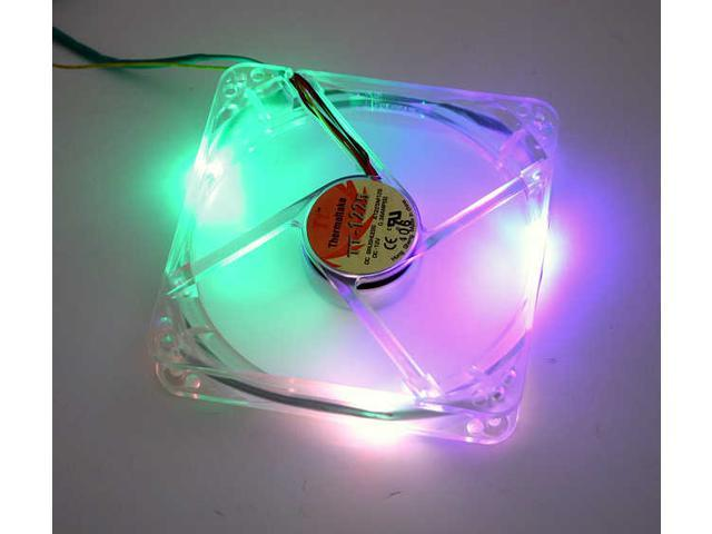 Thermaltake Thunderblade Thunderblade A1973 Multi-Color LED Case Cooling Fan