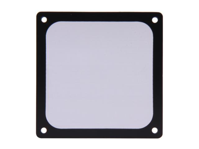 Silverstone FF123B 120mm Ultra Fine Fan Filter with Magnet (Black)