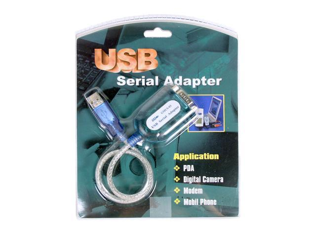 BYTECC Model GMUS-03 USB / SERIAL Adapter