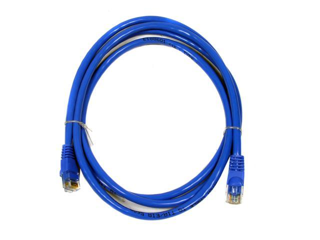 AMC CC5E-B5B 5 ft. Cat 5E Blue Cable