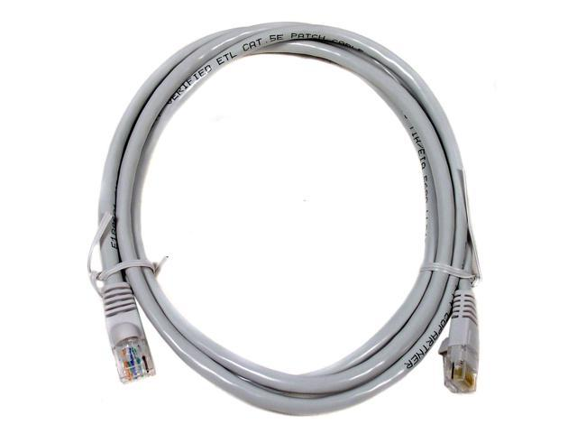 AMC CC5E-B5G 5 ft. Cat 5E Gray Cable
