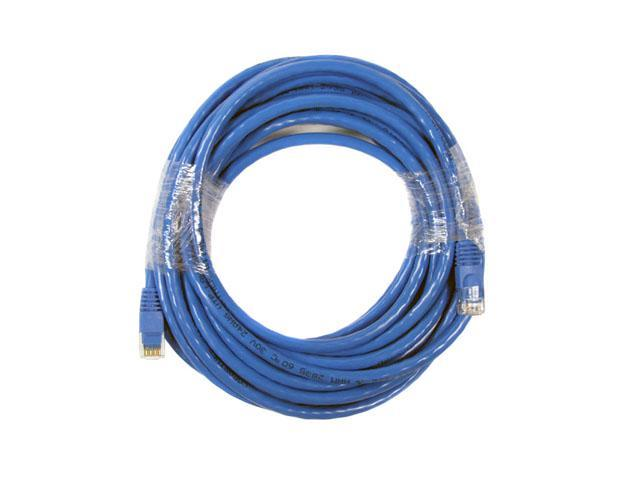AMC CC6-B25B 25 ft. Cat 6 Blue Network Cable