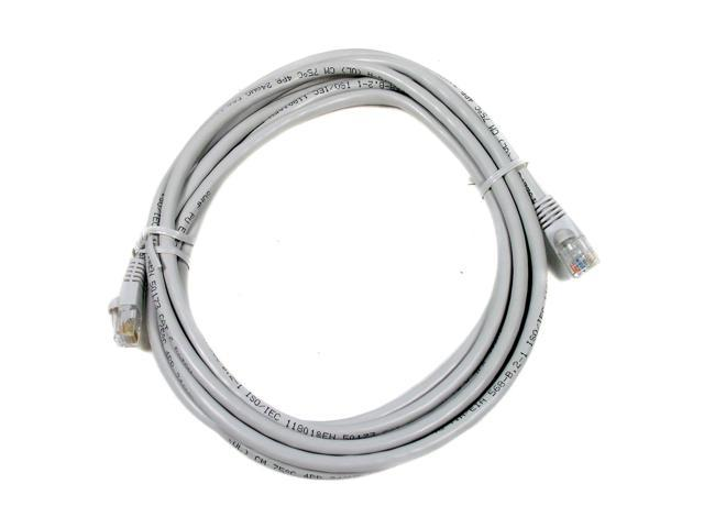 AMC CC6-B10G 10 ft. Cat 6 Gray Network Cable