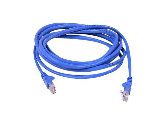 BELKIN A3L791-03-BLU 3 ft. Cat 5E Blue RJ45 Network Cable