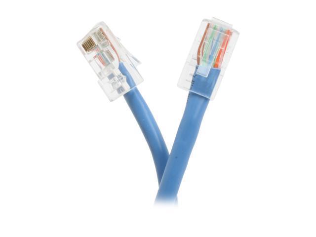 BELKIN A3L791-14-BLU 14 ft. Cat 5E Blue Network Cable
