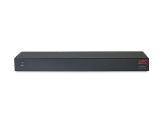 APC AP7820 Metered 1U 208V,230V 15A Power Distribution Unit