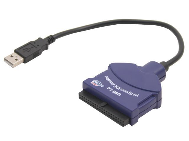 GWC AD2200/AD2210 USB2.0 Hi-Speed to IDE Adapter