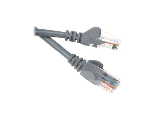 BELKIN A3L791b14-S 14 ft. Cat 5E Gray UTP Patch Cable