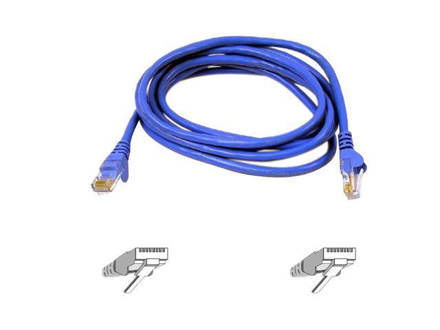 BELKIN A3L791b14-BLU-S 14 ft. Cat 5E Blue Patch Cable