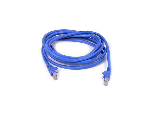 BELKIN A3L980b25-BLU-S 25 ft. Cat 6 Blue Network Cable