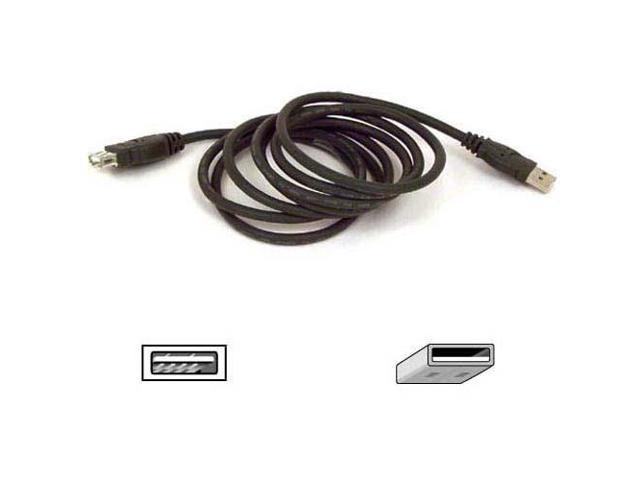 Belkin F3U134B06 6 ft. USB Extension Cable