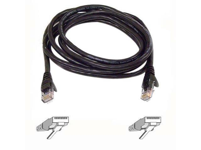 Belkin A3L980B50-S 50 ft. Cat 6 Gray UTP RJ45M/RJ45M Snagless  Patch Cable