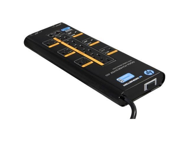 MONSTER HPM MDP 450 ES 12 Outlets 5000 J Surge Suppressor