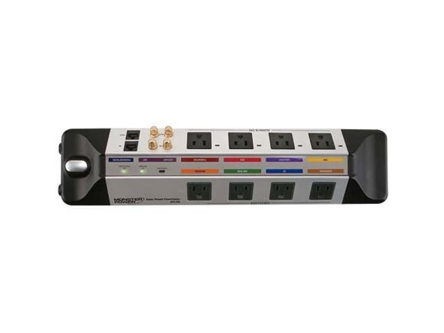 MONSTER MP HTS 950 8 Outlets 2775 J Surge Suppressor