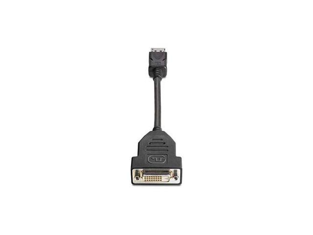 HP FH973AA DisplayPort to DVI-D Adapter