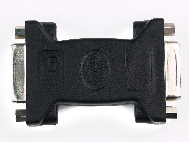 Rosewill RCW-702 - DVI-I (24 + 5-Pin) Female to Female Adapter