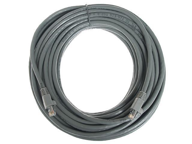 Rosewill RCW-584 - 50-Foot Cat 6 Network Cable - Gray