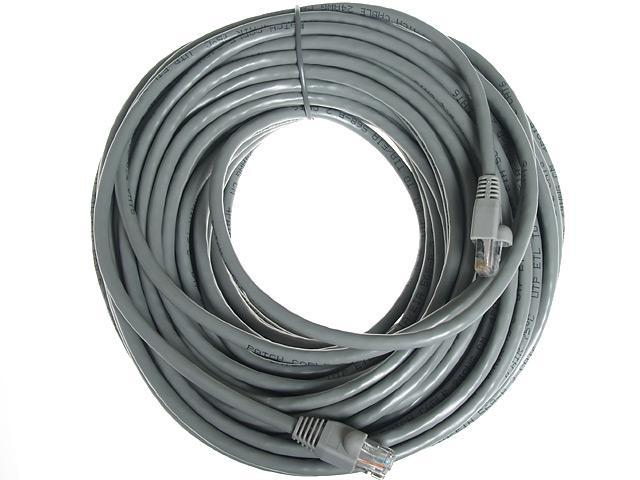 Rosewill RCW-586 - 100-Foot Network Cable - Cat 6 - Gray