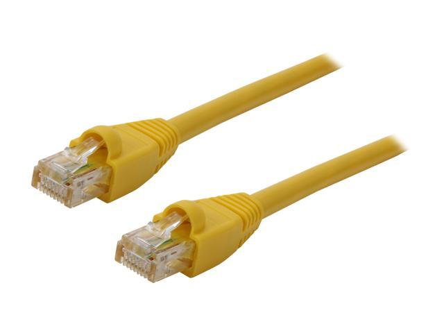 Rosewill RCW-704 25ft. /Network Cable Cat 6 Yellow