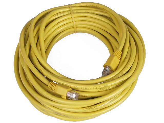 Rosewill RCW-705 50ft. /Network Cable Cat 6 Yellow