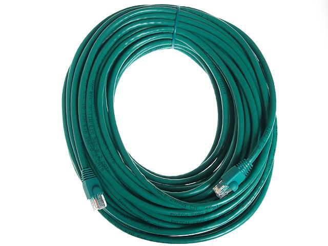 Rosewill RCW-715 – 75-Foot Cat 6 Network Cable – Green