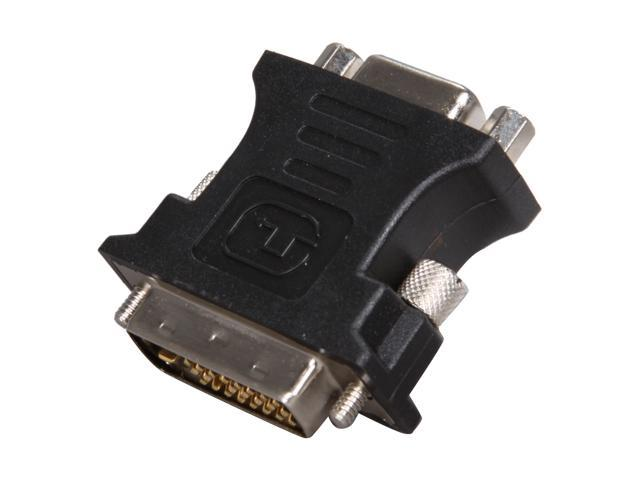 Rosewill RA-VGA-DVI-D 25pin (24+1) DVI-D Male to 15pin VGA Female Adapter