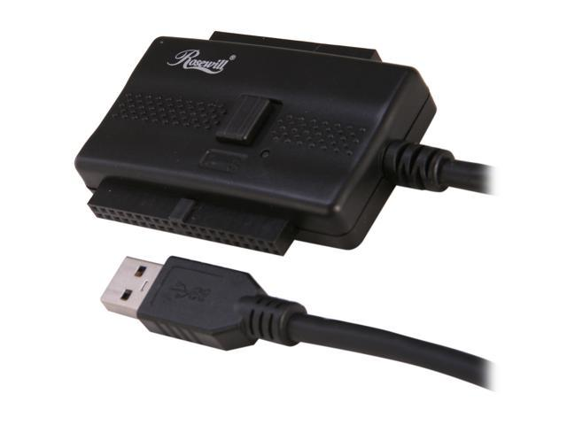 Rosewill RCAD-11003 USB 3.0 to IDE/SATA Adapter