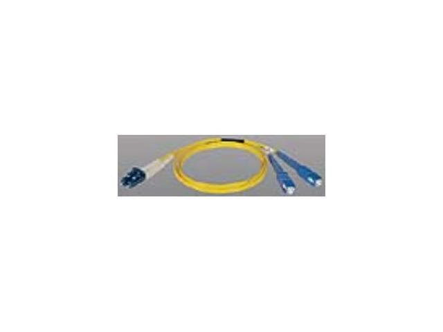 Tripp Lite N366-01M 3.2 ft. Duplex Singlemode Fiber Patch Cable