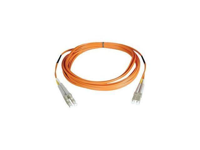 Tripp Lite N520-05M 16.4 ft. Duplex Multimode 50/125 Fiber Patch Cable