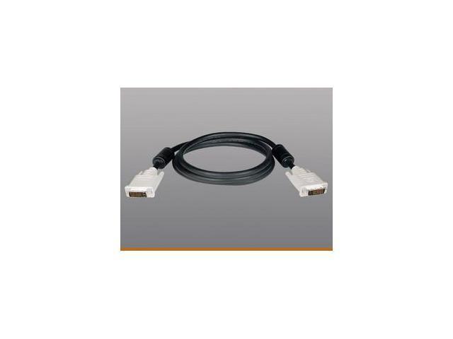 Tripp Lite P560-006 Black 6 ft. M-M DVI Dual Link TMDS cable