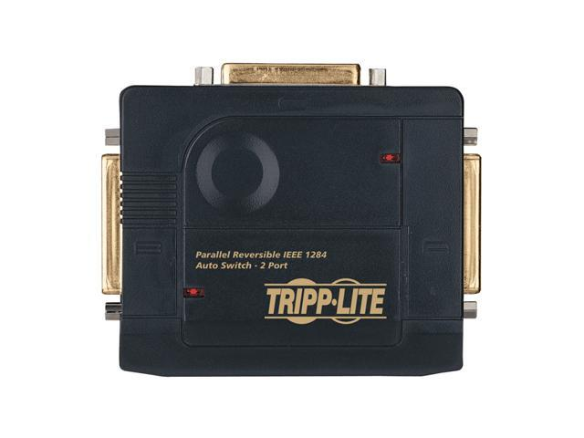 Tripp Lite B170-002-R Parallel IEEE Reversible Automatic Gold Switch
