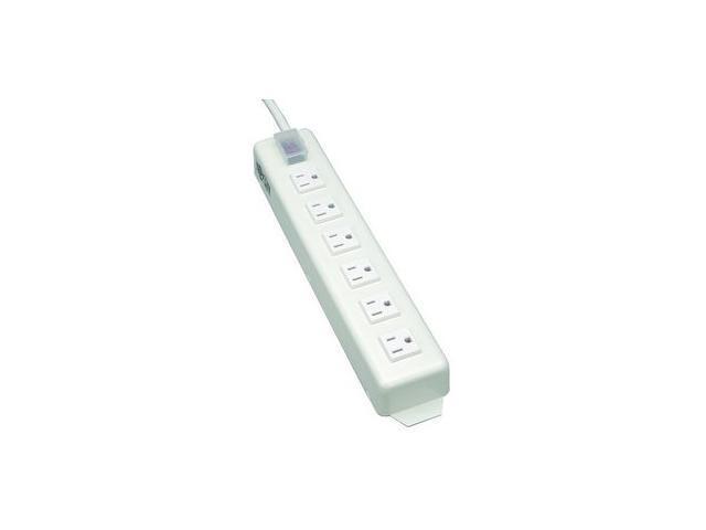 TRIPP LITE Power It! TLM615NCRA 6 Outlets Power Strip